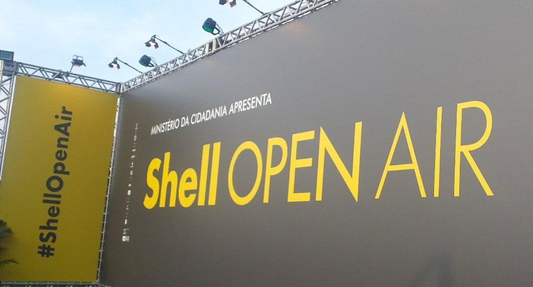 Shell Open Air | O maior cinema a céu aberto do mundo. Confira!