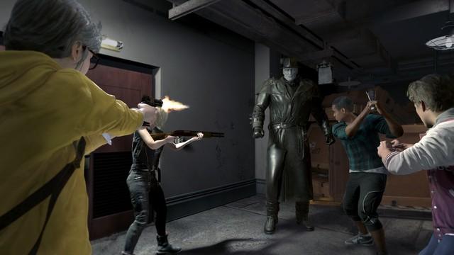 Project Resistance | Game permite controlar Vilão de Resident Evil